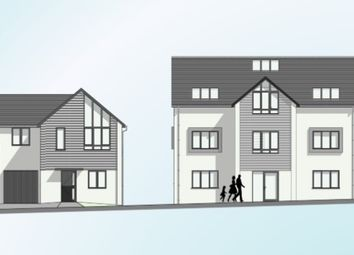 Thumbnail 2 bed flat for sale in Station Road, Whimple, Exeter, Devon