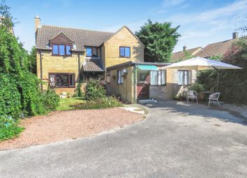 Thumbnail 4 bed detached house for sale in Bedford Close, Needingworth, St. Ives, Huntingdon