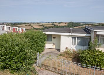 Thumbnail 1 bed semi-detached bungalow for sale in Leatherby Close, Plymouth