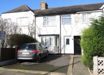Thumbnail 3 bed terraced house for sale in Cateswell Road, Hall Green, Birmingham