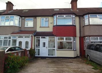 Thumbnail 3 bed terraced house for sale in Greenland Crescent, Southall