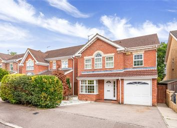 Thumbnail 4 bedroom detached house for sale in Thompsons Close, Cheshunt, Waltham Cross, Hertfordshire