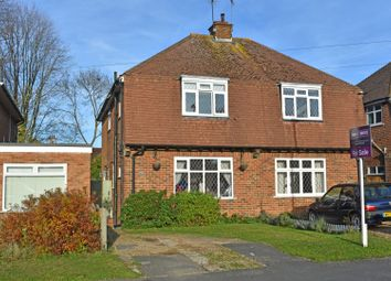 Thumbnail 3 bed semi-detached house for sale in Tylehost, Guildford