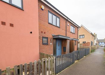 Thumbnail 2 bed terraced house for sale in Westland Close, Upper Cambourne, Cambridge