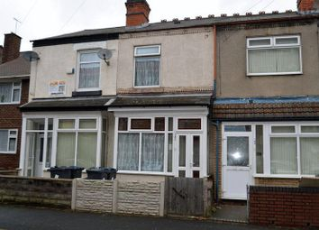 Thumbnail 3 bed terraced house to rent in Westwood Road, Birmingham