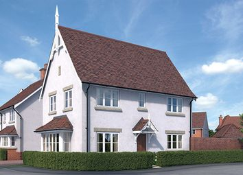 "Thumbnail 3 bedroom property for sale in ""The Meadow"" at Wheeler Avenue, Wokingham"