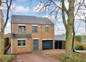 Thumbnail 4 bed detached house for sale in Hastings Road, Swadlincote