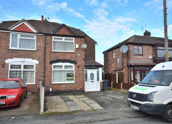 3 bed semi-detached house to rent in Newington Avenue, Prestwich, Manchester M8