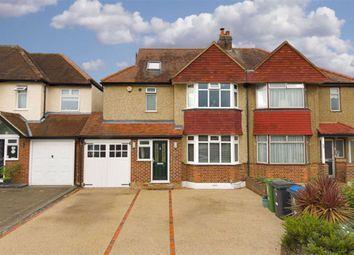 Vallis Way, Chessington, Surrey KT9. 4 bed semi-detached house