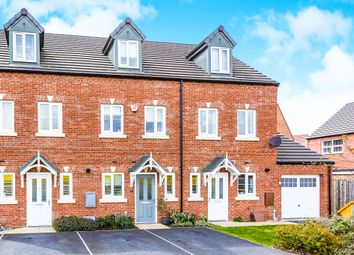 Thumbnail 3 bed town house for sale in Hatfield Grove, Laughton Common, Sheffield