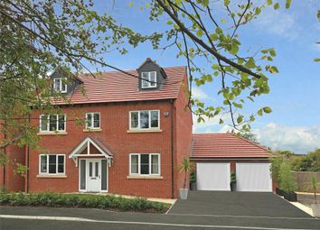 Thumbnail 5 bed detached house for sale in Plot 7, New Dawn View, Gloucester, Gloucestershire
