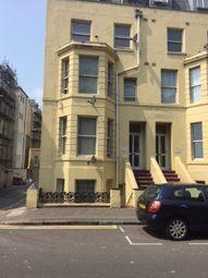 Thumbnail 1 bedroom flat to rent in Marine Terrace, Folkestone
