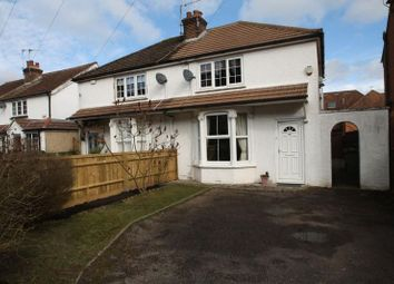 Thumbnail 2 bed semi-detached house for sale in Kingsmead Road, High Wycombe
