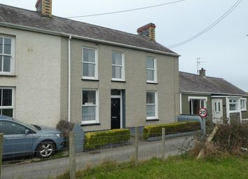 Thumbnail 4 bed terraced house for sale in Llanon, Ceredigion