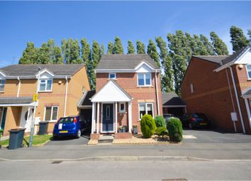 Thumbnail 3 bed link-detached house for sale in Penshurst Way, Nuneaton
