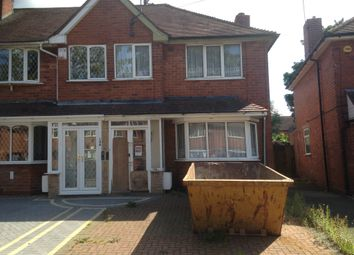 Thumbnail 3 bed semi-detached house for sale in Hathersage Road, Great Barr, Birmingham
