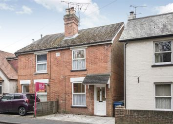 Thumbnail 2 bed semi-detached house for sale in Dukes Ride, Crowthorne, Berkshire
