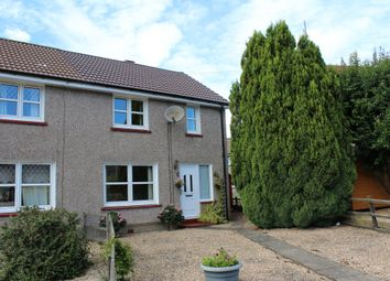Thumbnail 2 bedroom semi-detached house to rent in 4 Whitecross Avenue, Dunblane