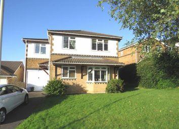 Thumbnail 5 bed detached house for sale in Brynderwen, Cilfynydd, Pontypridd