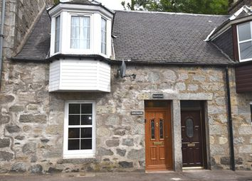 Thumbnail 2 bed terraced house to rent in Main Street, Kirkmichael, Blairgowrie.