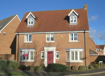 Thumbnail 5 bed detached house for sale in Murrills Road, Purdis Farm, Ipswich