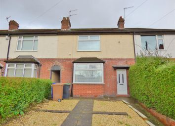 Thumbnail 2 bedroom terraced house for sale in Shelton New Road, Hartshill, Stoke-On-Trent