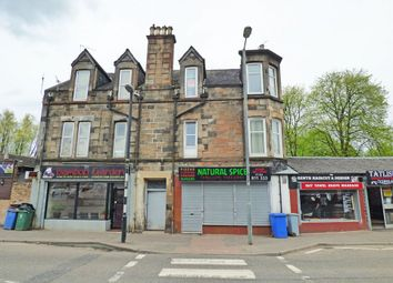 Thumbnail 2 bed flat for sale in High Street, Bonnybridge