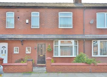 Thumbnail 3 bed terraced house for sale in Rooke Street, Eccles, Manchester