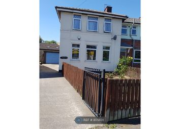 3 bed end terrace house to rent in Boundary Road, Sheffield S2