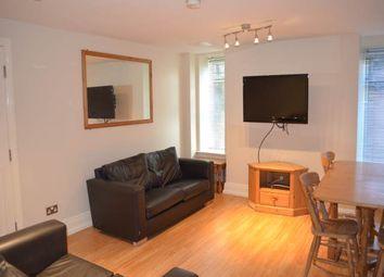 Thumbnail 4 bed flat to rent in Flat 1, 53 Osborne Road, Jesmond