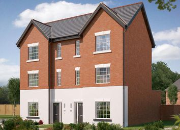 "Thumbnail 4 bed semi-detached house for sale in ""The Ledbury"" at Bowbridge Lane, New Balderton, Newark"