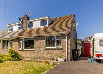 Thumbnail 3 bed semi-detached bungalow for sale in Dunmail Drive, Kendal, Cumbria