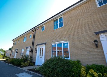 Thumbnail 3 bed terraced house for sale in Jeckells Road, Stalham, Norwich