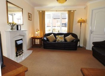 Thumbnail 3 bed semi-detached house for sale in Alveston Close, Stakeford, Choppington