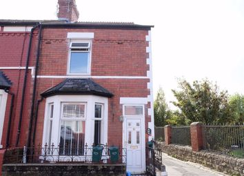 Thumbnail 3 bed end terrace house for sale in Evelyn Street, Barry, Vale Of Glamorgan