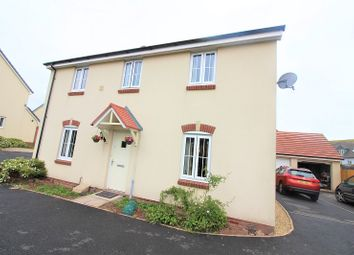 Thumbnail 4 bed detached house for sale in Wentworth Close, Hubberston, Milford Haven, Pembrokeshire.
