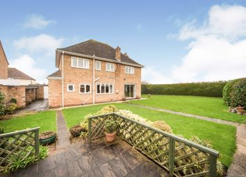 Thumbnail 4 bed detached house for sale in Whitmore Road, Taunton