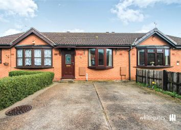 Thumbnail 1 bed terraced bungalow for sale in Farm Close, Gunness, Scunthorpe, Lincolnshire