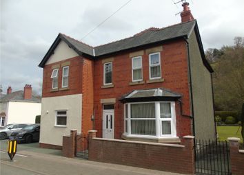 Thumbnail 3 bed detached house for sale in Watergate Street, Llanfair Caereinion, Powys