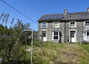 Thumbnail 3 bed semi-detached house for sale in Pontrhydygroes, Ystrad Meurig