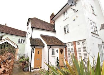 Thumbnail 3 bed town house for sale in Counting House Lane, Dunmow