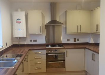 Thumbnail 4 bed terraced house to rent in Bunkers Crescent, Bletchley, Milton Keynes