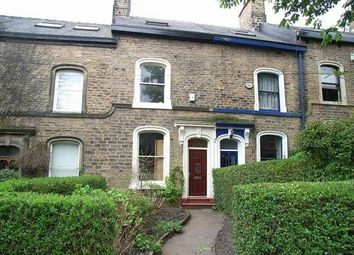 Thumbnail 4 bed terraced house to rent in Parkers Road, Sheffield