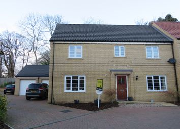 Thumbnail 4 bed semi-detached house for sale in Lords Hill, Costessey, Norwich