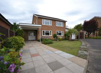 Thumbnail 4 bed detached house for sale in Marlow Court, Norwich