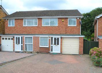 Thumbnail 3 bed semi-detached house for sale in Hardwick Road, Tilehurst, Reading, Berkshire