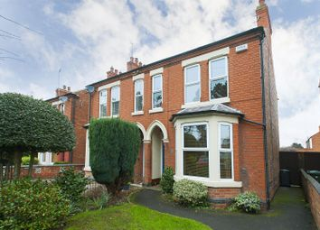Thumbnail 3 bed semi-detached house for sale in Clifton Road, Ruddington, Nottingham