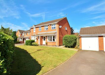 Thumbnail 3 bed semi-detached house for sale in Marigold Lane, Mountsorrel, Leicestershire