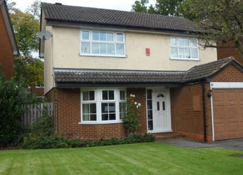 Thumbnail 4 bed detached house to rent in Pavenham Drive, Edgbaston
