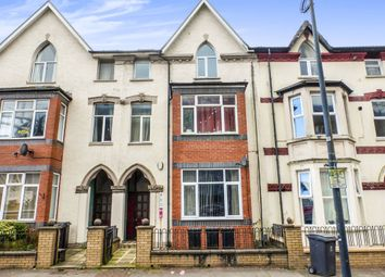 Thumbnail 1 bed flat for sale in Fitzhamon Embankment, Cardiff